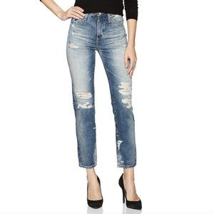 AG Adriano Goldschmied The Phoebe Bumblebee Jeans